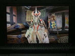 怪物猎人XX 女射手R10套装外观及属性一览
