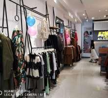 商场名牌女装(p少女品牌: 艾格)