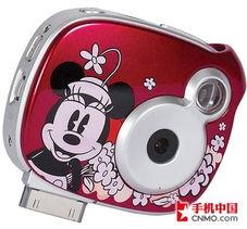 范儿青年首选 Disney卡通iPad外接相机