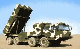 中国卫士火箭炮(资料图)