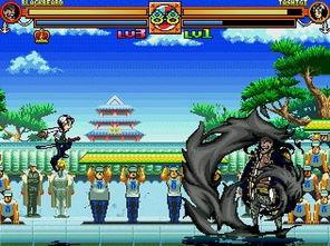 海贼王格斗游戏 海贼王格斗下载 海贼王格斗单机版