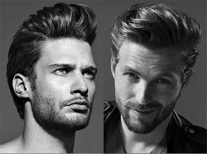 9款永不过时的男士发型