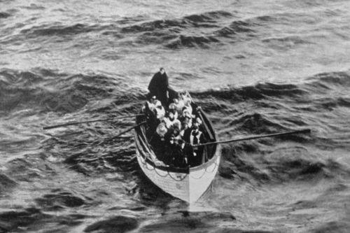泰坦尼克号之殇 高尚者的灵魂不是灾难的遮羞布  泰坦尼克号经典评论