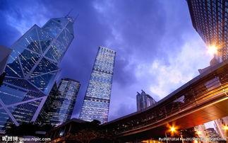 香港都市图片