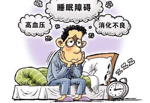 45.5受访者因睡眠不佳而长期处亚健康状态