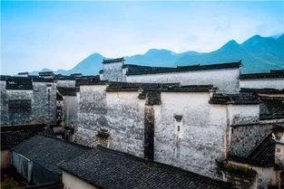 七七三 创意 旅游 皖南古村落,乡间画意浓浓