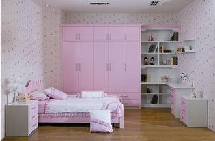 公主粉红衣柜