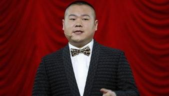 欢乐喜剧人岳云鹏成功变司仪
