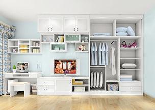 衣柜能和床头并奇吗