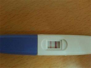验孕棒藏玄机一深一浅未必是怀孕