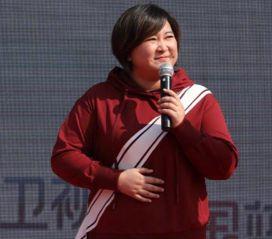 星热点贾玲为什么不减肥贾玲怕观众嫌弃不减肥