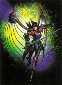 龙骑士传说图册
