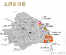 上海自贸区有哪些股票