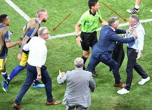 世界杯德国瑞典赛后冲突
