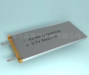 EEMB大容量锂聚合物电池LP6559135,欢迎来电