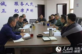 云南警方捣毁跨国色情直播平台抓获185人