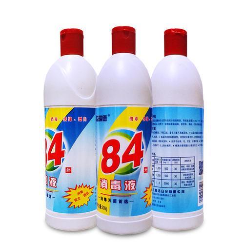 84消毒液养花要用多少比例
