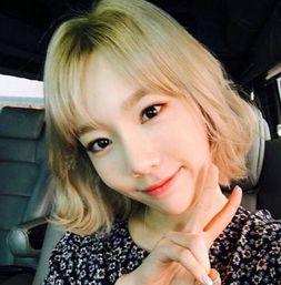 少女时代成员金泰妍发生车祸