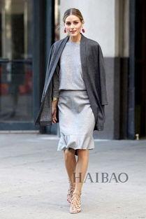 明星珠宝秀之奥利维亚 巴勒莫 从不刻意玩弄时尚