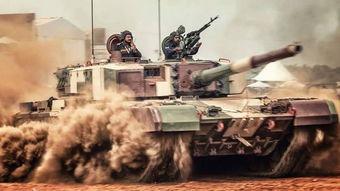 印度网友称中国应进口阿琼坦克