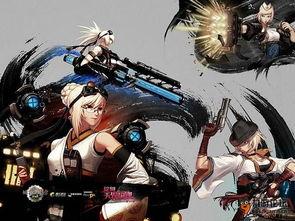 地下城与勇士 移动版 新手首选职业 女枪手 克蕾尔