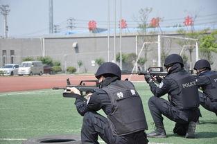 合肥市公安局特警支队特警一大队党支部.
