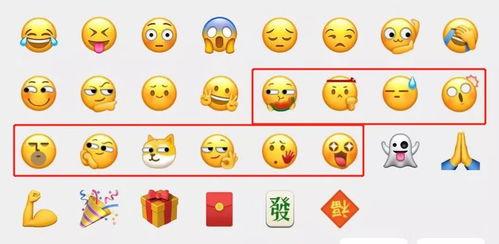 微信悄然上线10大新表情,但尴尬的是
