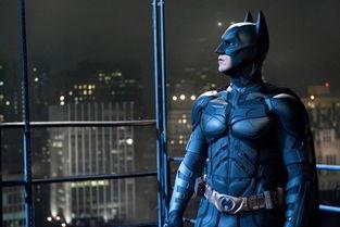 《蝙蝠侠:黑暗骑士崛起》