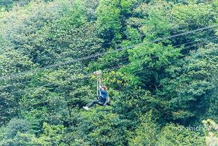 飞跃万盛奥陶纪,够胆你就来,重庆网红景区等你来挑战