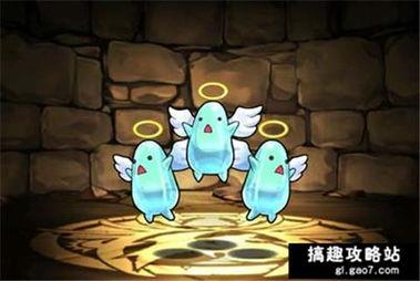 智龙迷城三合一果冻天使宠物图鉴属性一览