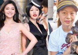 女星绝色亲姐妹比拼 李嘉欣徐若瑄姐姐气质动人