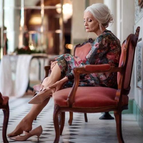 退休后当模特,70岁仍活跃在t台,这群老年人活得帅气