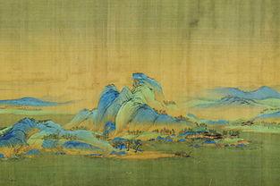 千里江山图作者(《千里江山图》在历史)