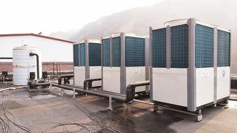 熱泵采暖工程