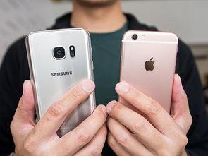 galaxys7挑战iphone6s