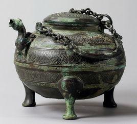 古韵青铜器之重