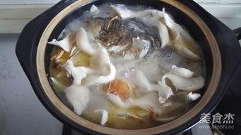 干鱼头炖蘑菇汤的做法大全家常做法