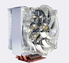 酷冷刀魂300散热器的风扇防水试验