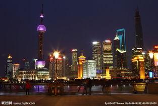 上海陆家嘴中心绿地夜景拍摄攻略