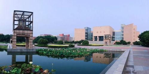 郑州最美高校图书馆大比拼看看有没有你学校