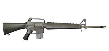 世界十大知名突击步枪都有哪些