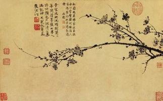 关于梅花的诗句王冕