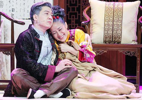 笑傲江湖第二季冠军刘亮自曝与白鸽离婚,表示后悔参加了笑傲江湖