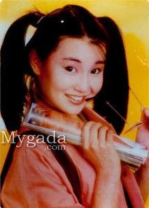 80年代香港女星无PS美照 每个人都有独特气质