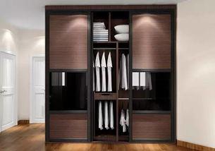 木衣柜怎么裝