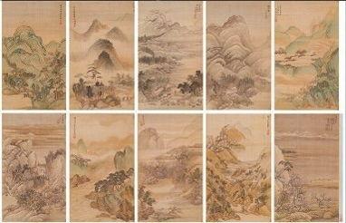 王石谷(清代王翚的画怎么鉴别)_1603人推荐
