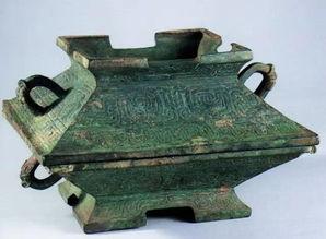 器型名称具体用途最全青铜器类型图解