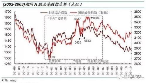 非典当年的股票行情分析