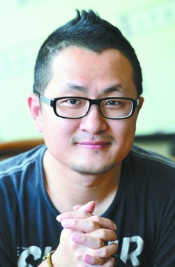 台湾作家九把刀来汉签售自认不是畅销书作家