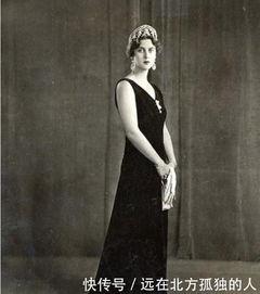 英国菲利普亲王的美貌亲娘,一生不幸,从来心善